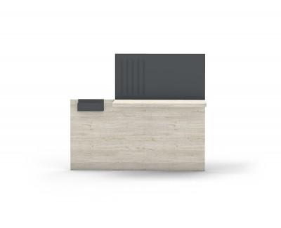 Bureau avec fond magnétique avec élastiques