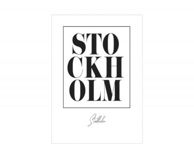 Cadre STOCKHOLM