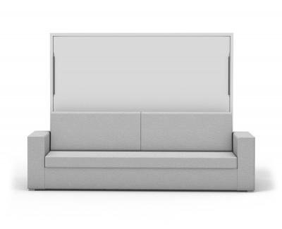 Lit escamotable canapé avec coffre